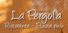 Ristorante Barga: La Pergola storica attività, anche pizzeria.